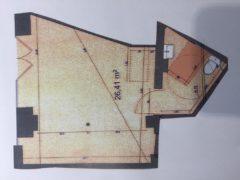 Boutique de 26 m² + 44 m² de sous-sol